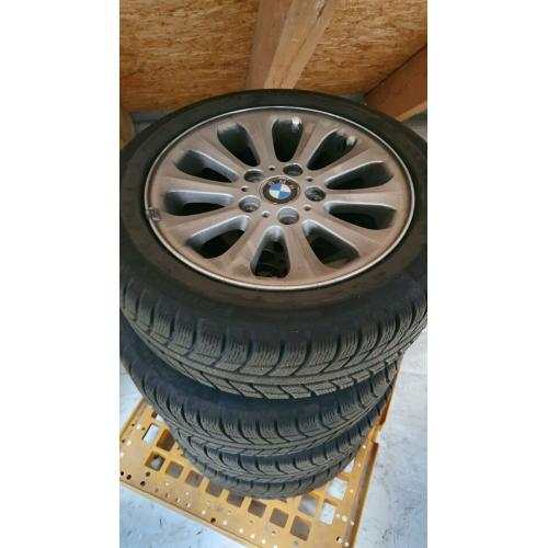 BMW 1er Felgen Winterreifen Michelin 195/55 R16