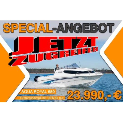 Sportboot Boot Angelboot Motorboot Lowrance Aqua Royal #376