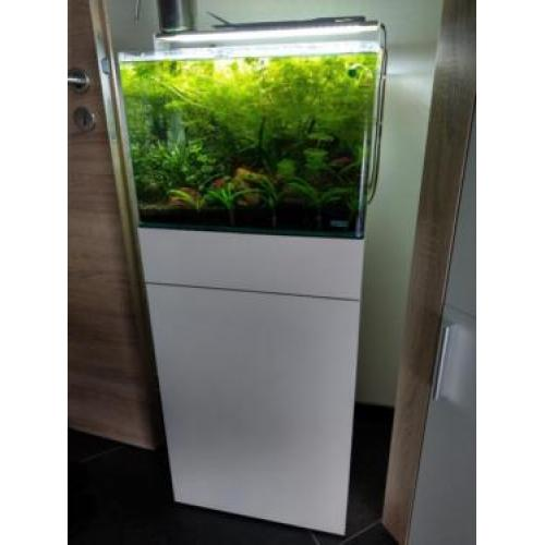 Dennerle Scapers Tank 50 L Aquarium inkl Unterschrank Co2 LED JBL